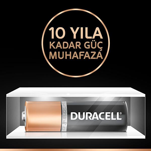 Duracell Aa 13+5 Economy Pack Kalın Kalem Pil