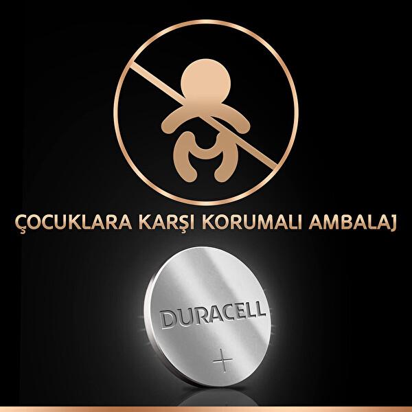 Duracell 2450 3 Volt Düğme Pil