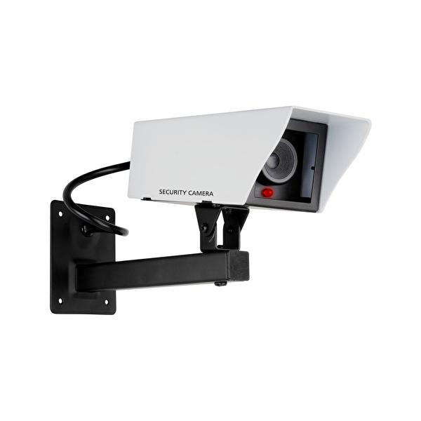 Smartwares 10.028.87 Caydırıcı Sahte Kamera İç Ve Dış Mekan Led Işığı