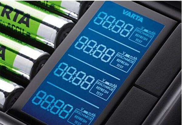 Varta 57675101441 4Xaa 2400 mAh &12V  Şarj Cihazı
