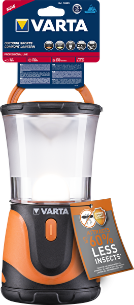 Varta 18665101111 Bug Free Lantern 3D STCK