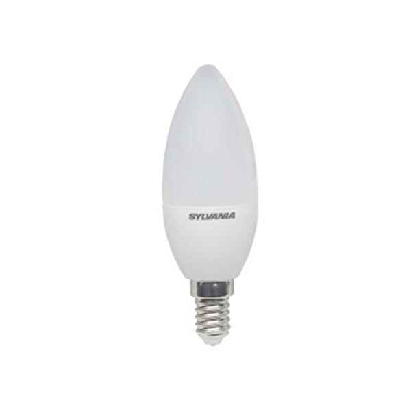 Sylvania E14 5W Led Mum Lamba Sarı Işık