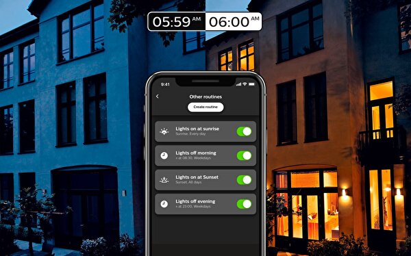 Philips Hue Renkli 2 Kumandalı E27 Bluetooth Özellikli 3lü Akıllı Başlangıç Seti