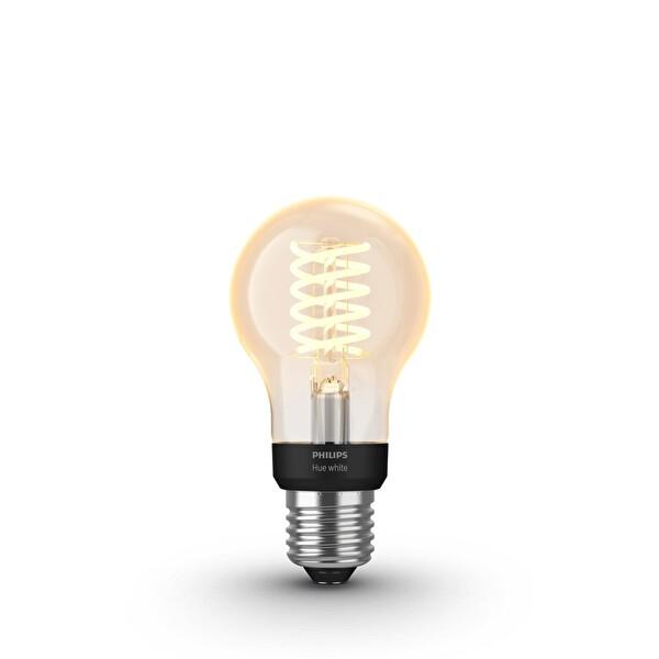Philips Hue A60 E27 Filament Sarı Işık Ampul