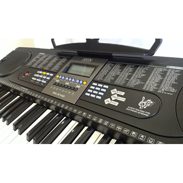 Jwin MK-6140 61 Tuşlu Elektronik Org
