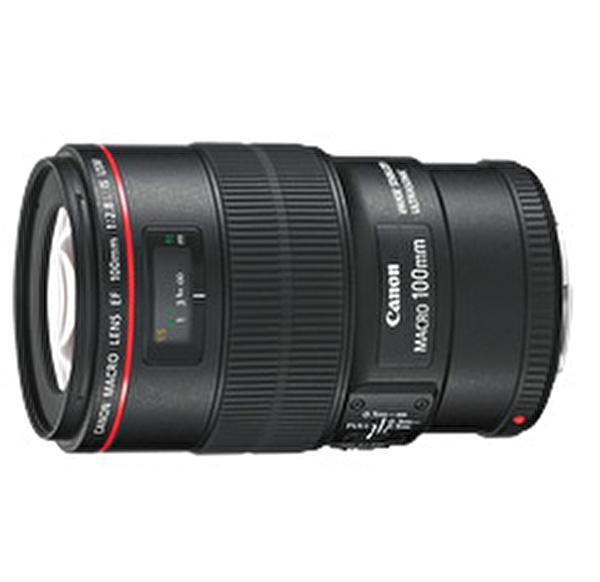 Canon Ef 100mm F/28l Is Usm Macro Lens