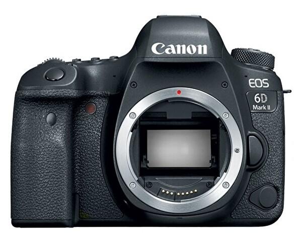 Canon EOS 6D Mark II Body DSLR Fotoğraf Makinesi