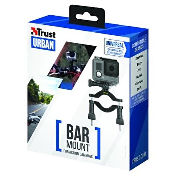 Trust Urban 20894 Aksiyon Kamerası Bisiklet/Motosiklet Bağlantı Aparatı