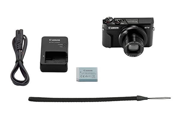 Canon Powershot G7 X Mark II Dijital Fotoğraf Makinesi
