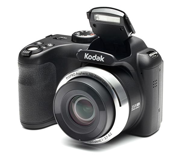 Kodak Pixpro AZ252 Siyah 16Mp 25X Optik Zoom Dijital Fotoğraf Makinesi