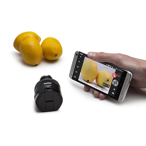 Kodak Pixpro SL5 Siyah 16MP 5X Optik Zoom Smart Lens