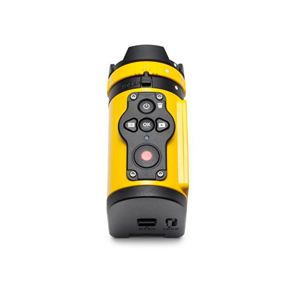 Kodak Pixpro SP1 Sarı Extreme Pack Aksiyon Kamera