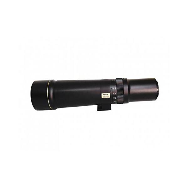 Kodak Pixpro S-1 Siyah 16MP Kompakt Sistem DSLR Fotoğraf Makinesi + ED 12-45MM F3.5-6.3 AF SZ + ED 42.5-160MM F3.9-5.9 A