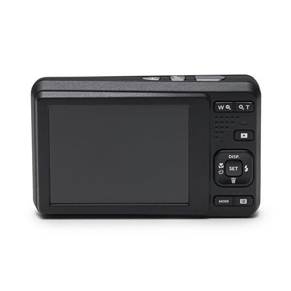 Kodak Pixpro FZ53 Kırmızı 16MP 5X Optik Zoom Dijital Fotoğraf Makinesi
