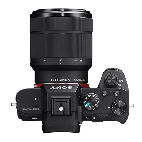 Sony A7m2 Siyah 28-70MM Dijital Fotoğraf Makinesi