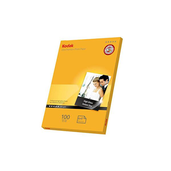 Kodak Ultra Premium Parlak Fotoğraf Kağıdı - 15x21 Cm - 100 Sayfa