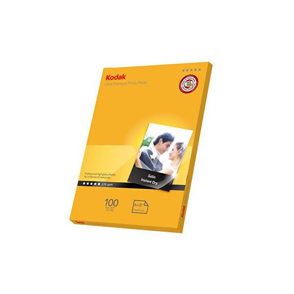 Kodak Ultra Premium Yarı Mat Fotoğraf Kağıdı - 10x15 cm - 100 Sayfa