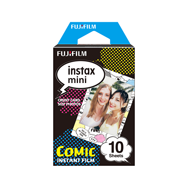 Fujifilm Instax Comic Film (Single)