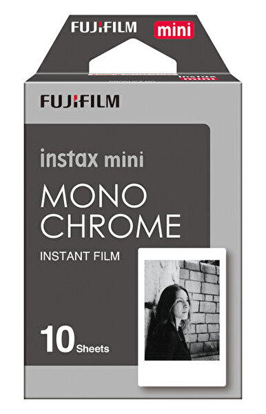 Fujifilm Instax Monochrome Siyah&Beyaz (Single)