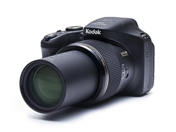 Kodak Pixpro AZ651 Siyah 20Mp 65X Optik Zoom Dijital Fotoğraf Makinası