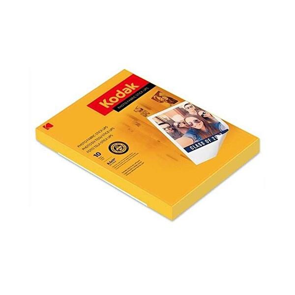 Kodak 10X15 Yapışkanlı Selfie Kağıdı - Tekstil Yüzey