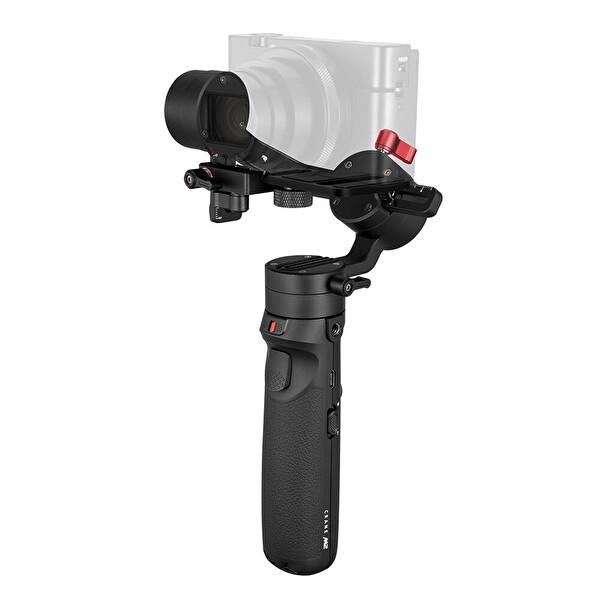 Zhiyun Crane M2 Aynasız Kamera+Aksiyon Kamera+Akıllı Telefon Sabitleyici Gimbal