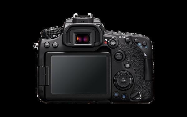 Canon EOS 90D 18-135mm Nano Usm Dijital Fotoğraf Makinesi