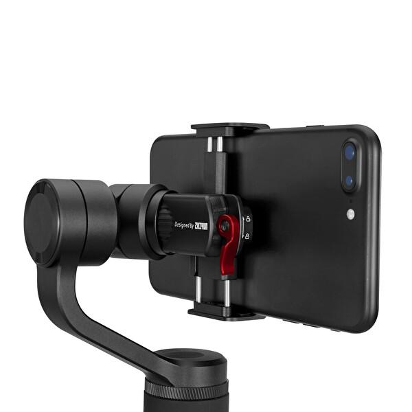 Zhiyun Smooth Q2 Akıllı Cep Telefon Görüntü Sabitleyeci Gimbal
