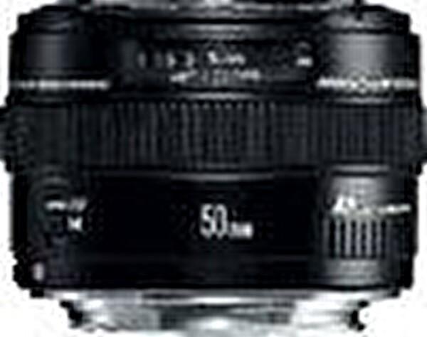 Canon EF50MM F1.4 USM Lens