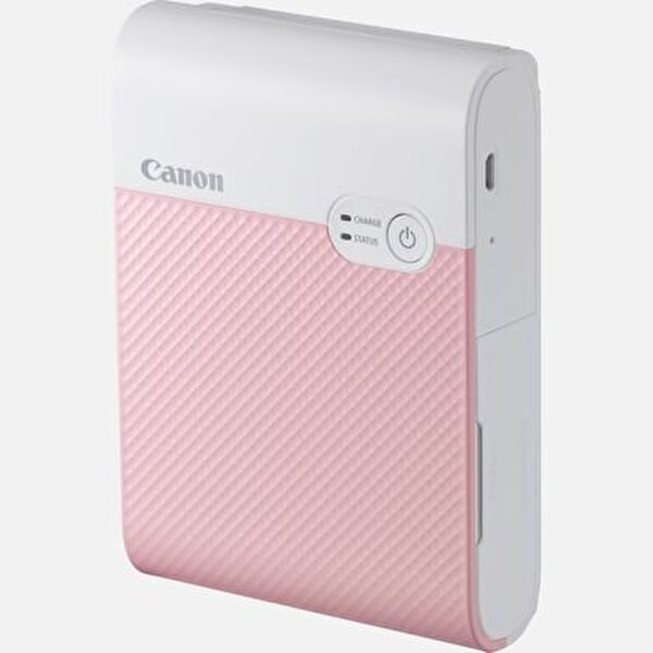 Canon Selphy Square QX10 Fotoğraf Yazıcısı Pembe