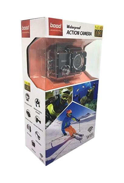 Bood BD-2200 Wifi FHD Aksiyon Kamera