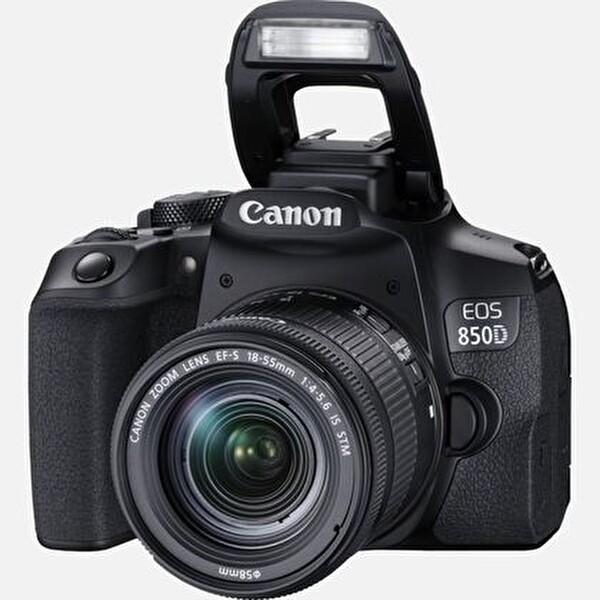 Canon EOS 850D 18-55 IS STM SLR Dijital Fotoğraf Makinesi