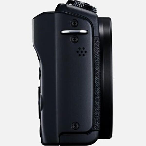 Canon EOS M200 M15-45 IS STM Fotoğraf Makinesi Siyah