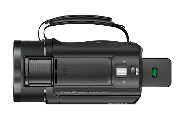 Sony FDR-AX43 Exmor 4K UHD Video Kamera