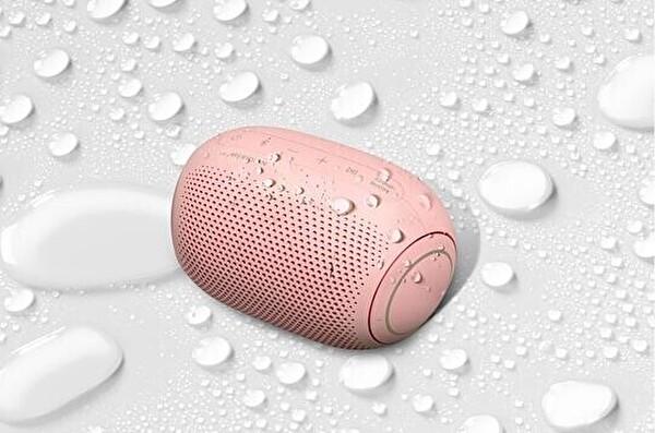 LG Xboom Go PL2P Jellybean Serisi Bluetooth Hoparlör Pembe
