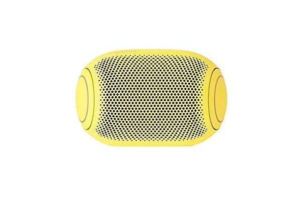 LG Xboom Go PL2S Jellybean Serisi Bluetooth Hoparlör Sarı