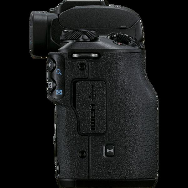 Canon EOS M50 Mark II BK 18-150MM IS STM Aynasız Fotoğraf Makinesi