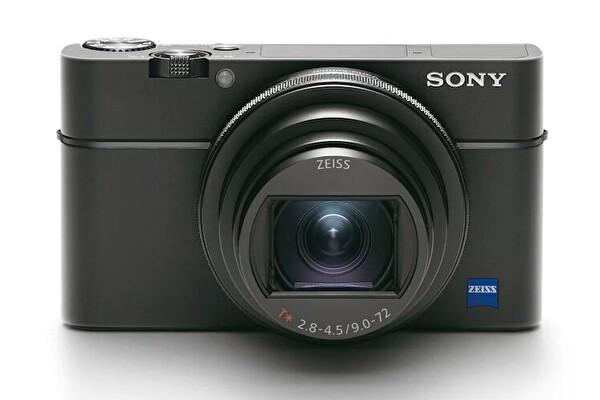 "Sony DSC-RX100M6  24-200mm Yüksek Zum lens,4K Video Kayıt 1"" Sensör Kompakt Fotoğraf Makinesi"