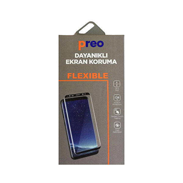 Preo Dayanıklı Ekran Koruma Samsung Galaxy A10