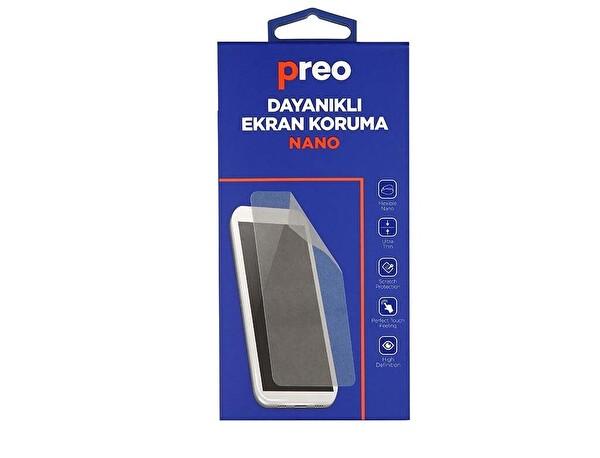 Preo General Mobile Gm8 (Ön) Nano Premium Dayanıklı Ekran Koruma
