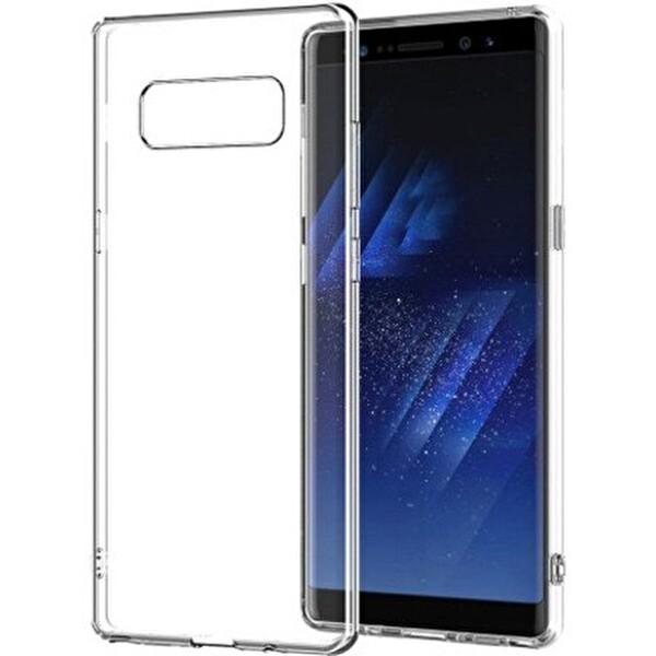 Preo Tpu Case Samsung Galaxy Note 9 Polikarbon Telefon Kılıfı Şeffaf