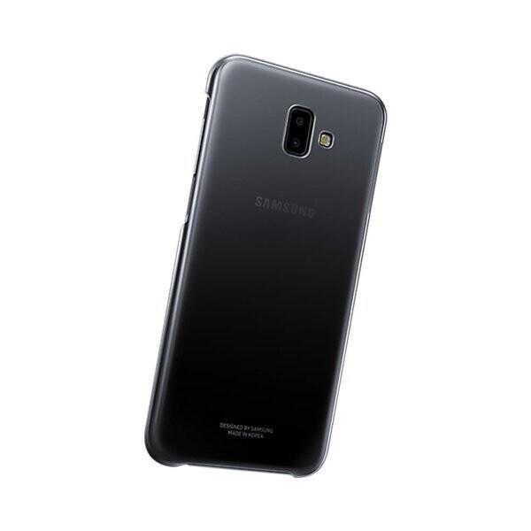 Preo My Case Samsung Galaxy J6 Plus  Siyah Telefon Kılıfı