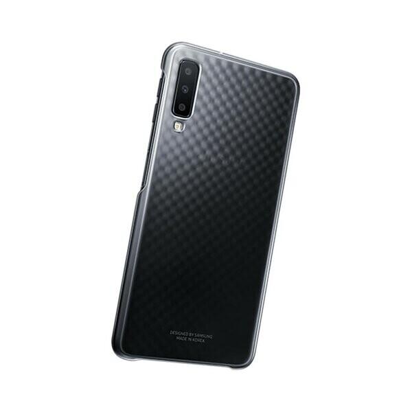 Preo My Case Samsung Galaxy A7 2018 Siyah Telefon Kılıfı