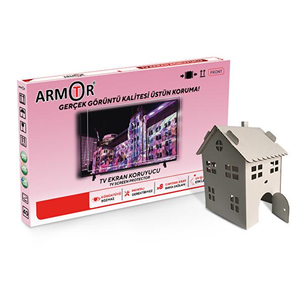 """Armor TV Ekran Koruyucu 43"""" 109 cm Yerinde Kurulum Hizmetiyle"""