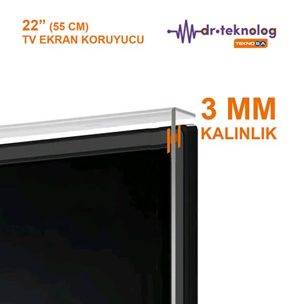 """Dr.Teknolog Tv Ekran Koruyucu 22"""" 55 Cm"""