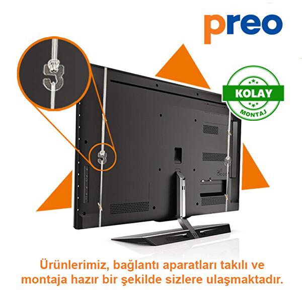 """Preo Tv Ekran Koruyucu 46"""" 117 Cm"""