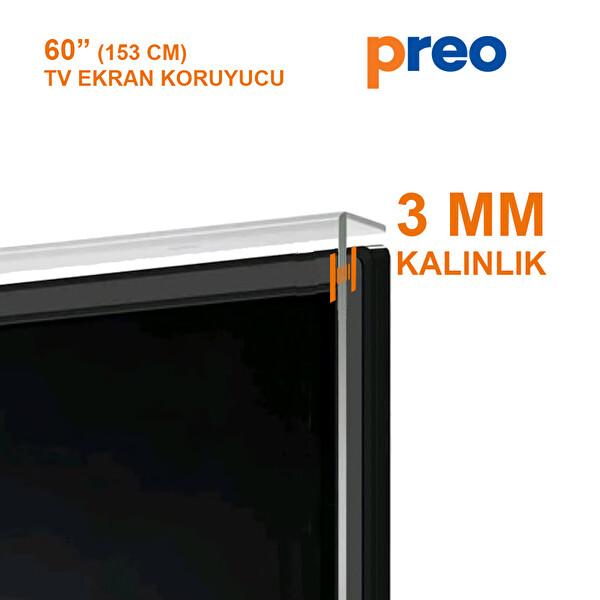 """Preo Tv Ekran Koruyucu 60"""" 153 Cm"""