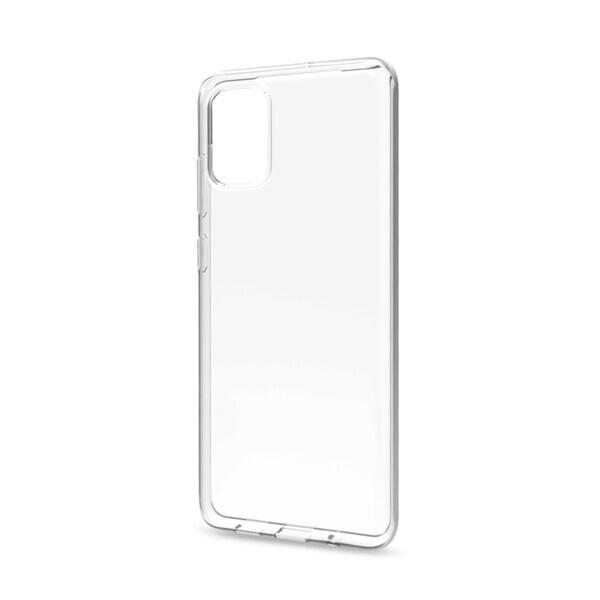 Preo Tpu Case Samsung Galaxy A71 Polikarbon Telefon Kılıfı Şeffaf