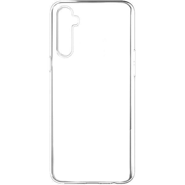 Preo Tpu Case Realme 6i Polikarbon Telefon Kılıfı Yeşil Kenar