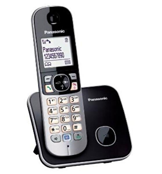 Panasonic KX-TG6811TRB Siyah Dect Telefon